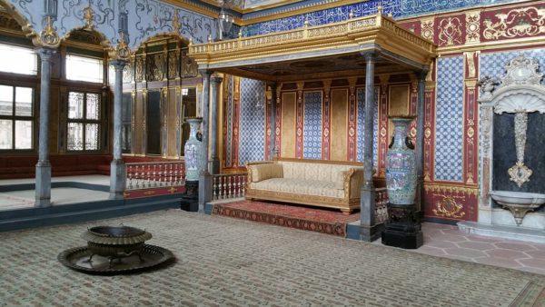 El Palacio de Topkapi