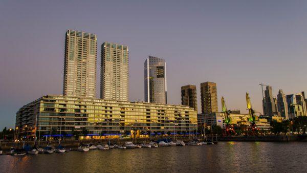 Buenos datos del turismo en Argentina