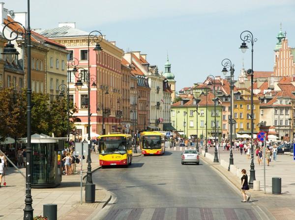 La cadena IHG inaugura un hotel en Varsovia