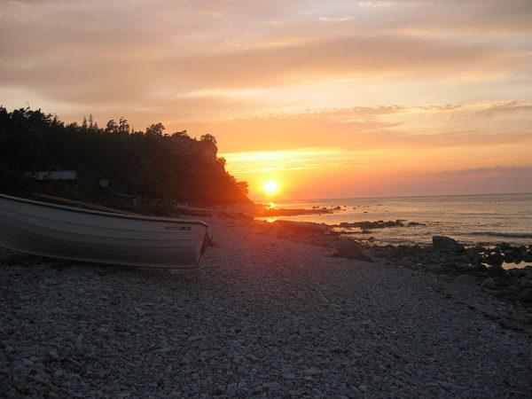 La isla de Gotland, vacaciones de verano en Suecia