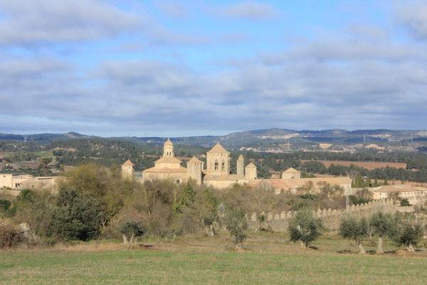 Monasterio de Poblet, Patrimonio de la Humanidad en Tarragona