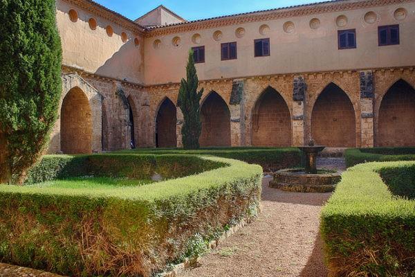 Monasterio de Poblet (interior)