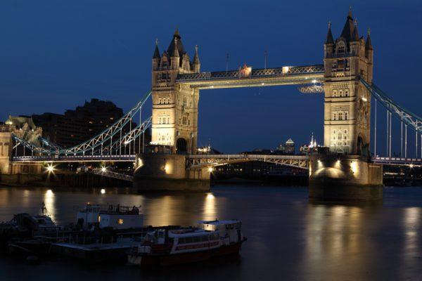 La gran presencia de turistas en Londres