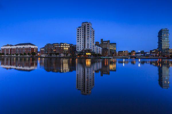 Sigue el crecimiento del turismo en Irlanda