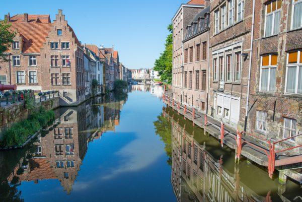 Conoce los encantos de Flandes durante el verano