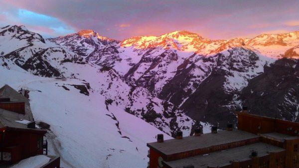 Chile espera una excelente temporada de esquí 2017
