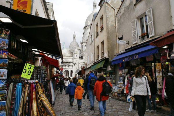 La Escalera de las Estrellas en París, una sorpresa a los pies de Sacré Coeur