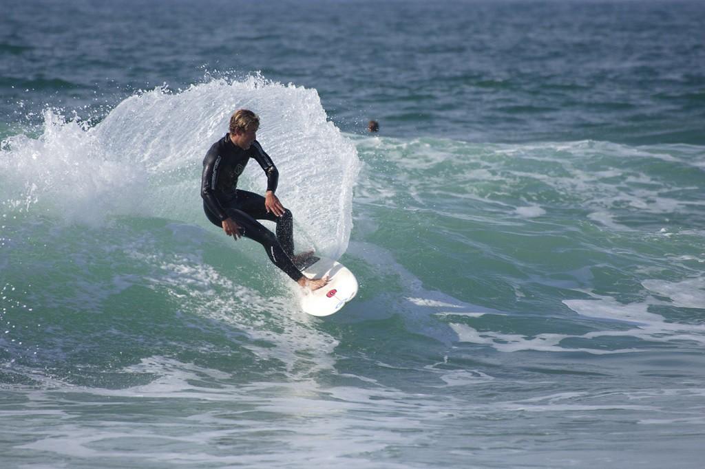 Tres playas portuguesas donde practicar el surf