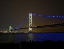 Los cinco puentes colgantes más grandes del mundo