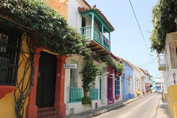 Cartagena de Indias, importante destino de cruceros