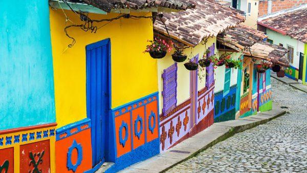El notable crecimiento del turismo en Colombia