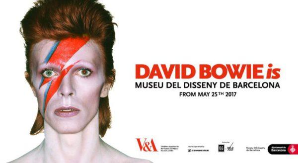 David Bowie is, la exposición en Barcelona que no has de perderte en septiembre