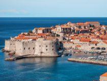 Dubrovnik buscará limitar el turismo de cruceros