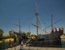 Las Colombinas de Huelva, unas fiestas para conmemorar la partida de Cristobal Colón