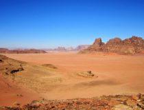 El ecoturismo, nueva tendencia en Jordania