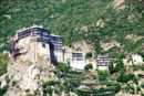 El Monasterio de Simonopetra y el Monte Athos, en Grecia