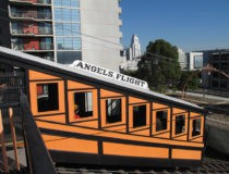 Reapertura del funicular Angels Flight