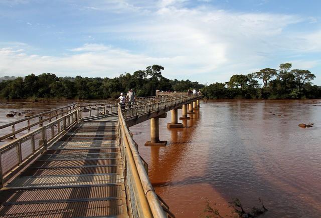 Buen año para Cataratas de Iguazú en Argentina