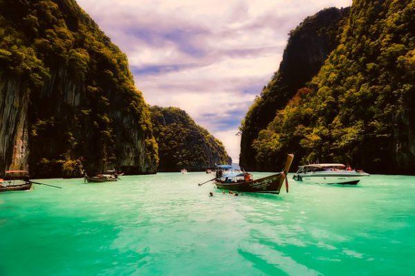 Buenas noticias para el turismo de Tailandia
