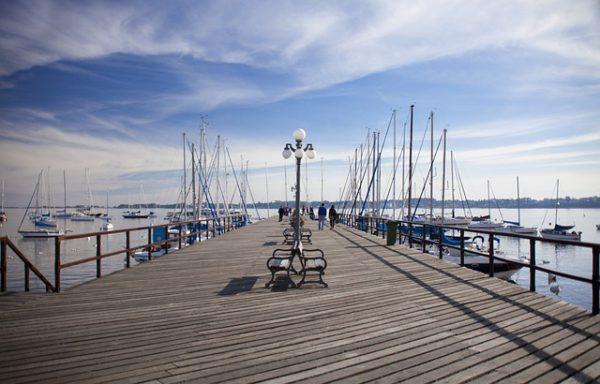 Los datos de turismo de Uruguay hasta agosto
