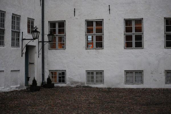 El Castillo de Dragsholm es un hotel del que se cuentan historias de fantasmas