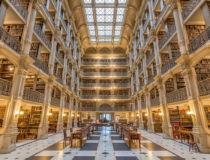 Cuatro de las bibliotecas más espectaculares del mundo