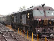 Seven Stars, tren de lujo en Japón
