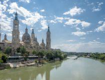 Las Fiestas del Pilar llenan Zaragoza de flores, tradición y música