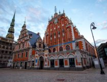 Riga tendrá un hotel de lujo Kempinski Hotels