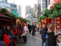 Los mercados navideños de Nueva York ayudan a elegir nuestros regalos