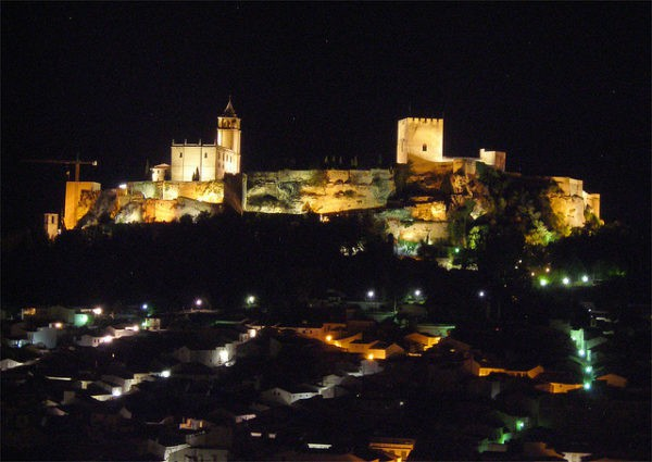 La Fortaleza de la Mota, en Alcalá La Real
