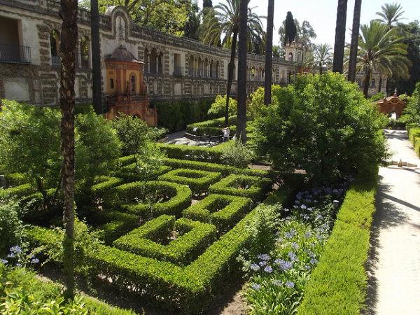 El Alcázar de Sevilla fue uno de los escenarios de Juego de Tronos