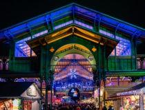 Montreux Noel, el mercadillo navideño más famoso de Suiza