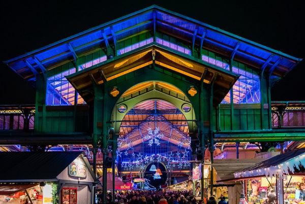 Montreux Noel es el mercadillo navideño más famoso de Suiza