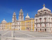 Celebrando los 300 años del Palacio Nacional de Mafra en Lisboa