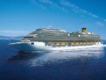 El Costa Venezia, el primer crucero pensado para los viajeros chinos, llegará en 2019