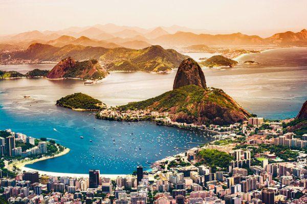 Comienza la temporada de cruceros en Río de Janeiro