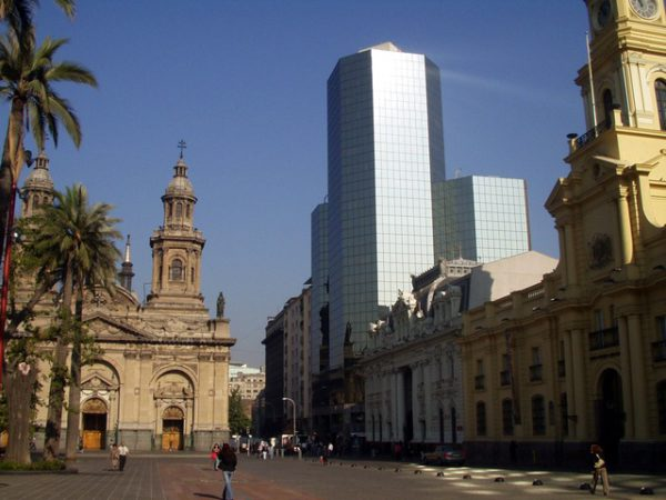 El gran avance turístico de Chile