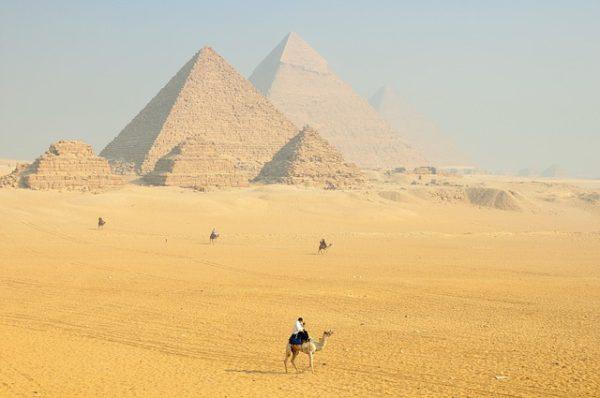 Egipto, destino que sigue mejorando