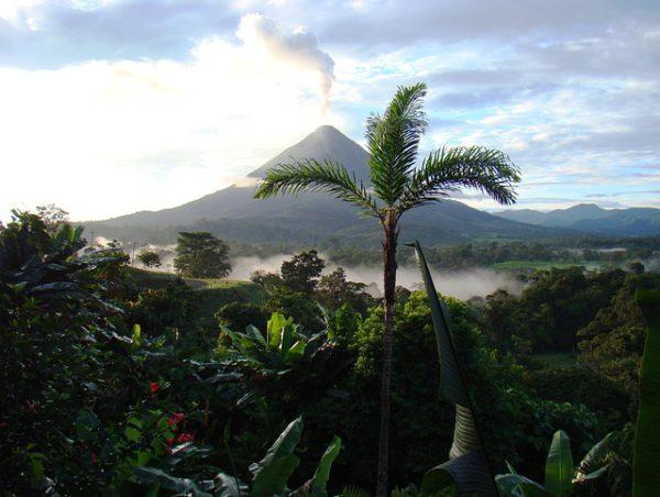 El turismo en Costa Rica avanza a buen ritmo