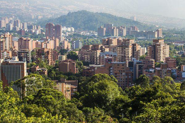El nuevo hotel Marriott en Medellín