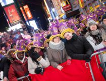 La Nochevieja y Año Nuevo en Times Square, un sueño que pasar en Nueva York