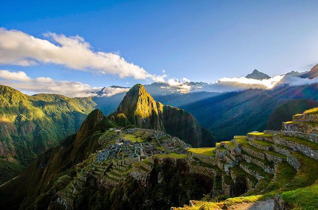El buen crecimiento turístico de Perú