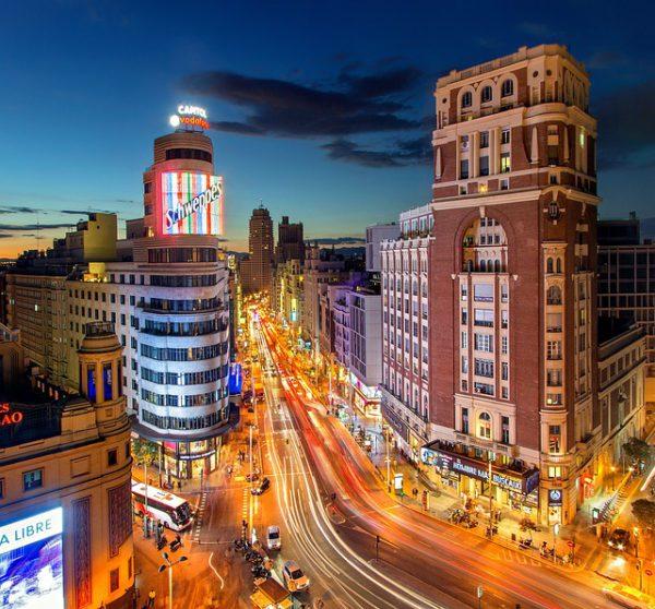El sector turístico de España avanza a buen ritmo