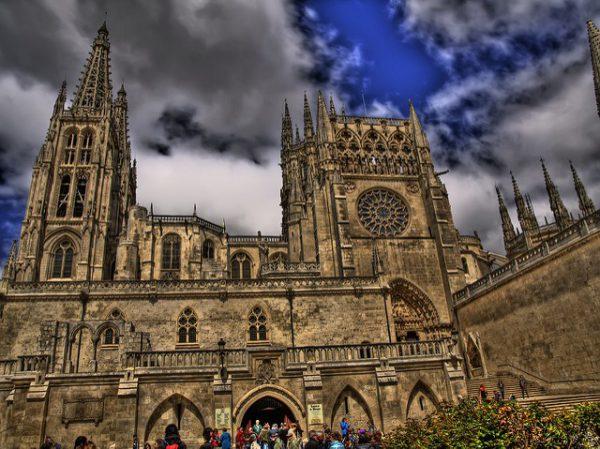 La Catedral de uno de los grandes monumentos religiosos de Burgos
