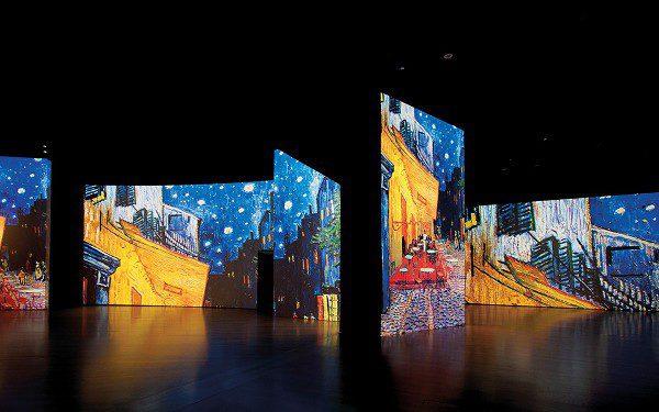 Van Gogh Alive, una interesante exposición en Sevilla