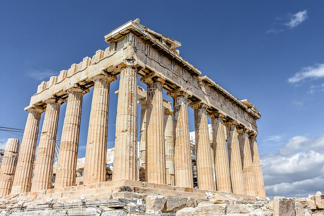 El avance del turismo en Grecia