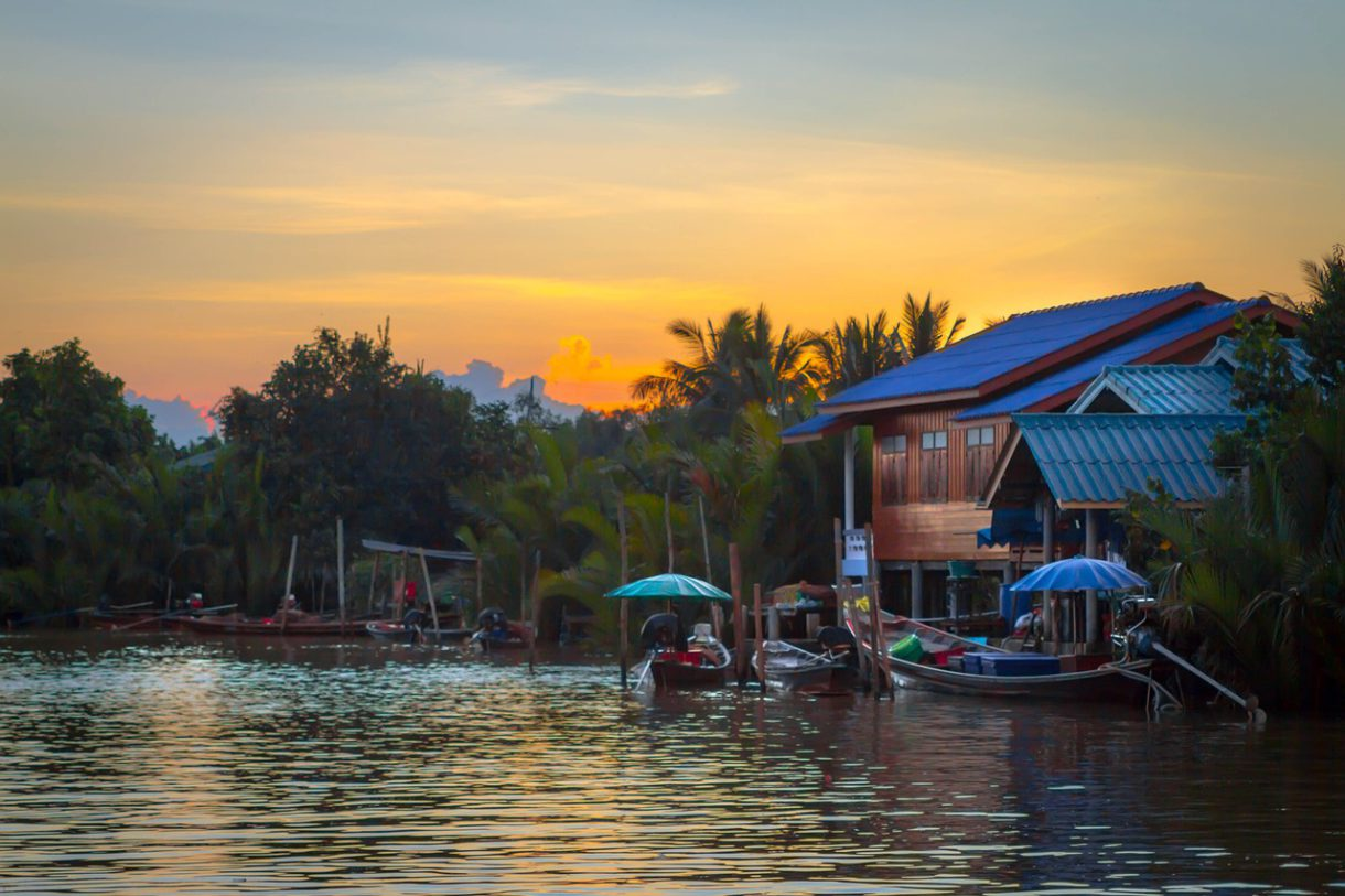Los objetivos de Tailandia para 2018