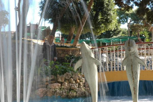 El parque Lobera de Melilla, un remanso de paz en la ciudad autónoma