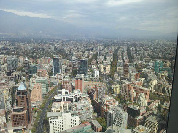 Los buenos datos turísticos de Chile